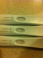 BFP and BFN same urine?? | BabyandBump